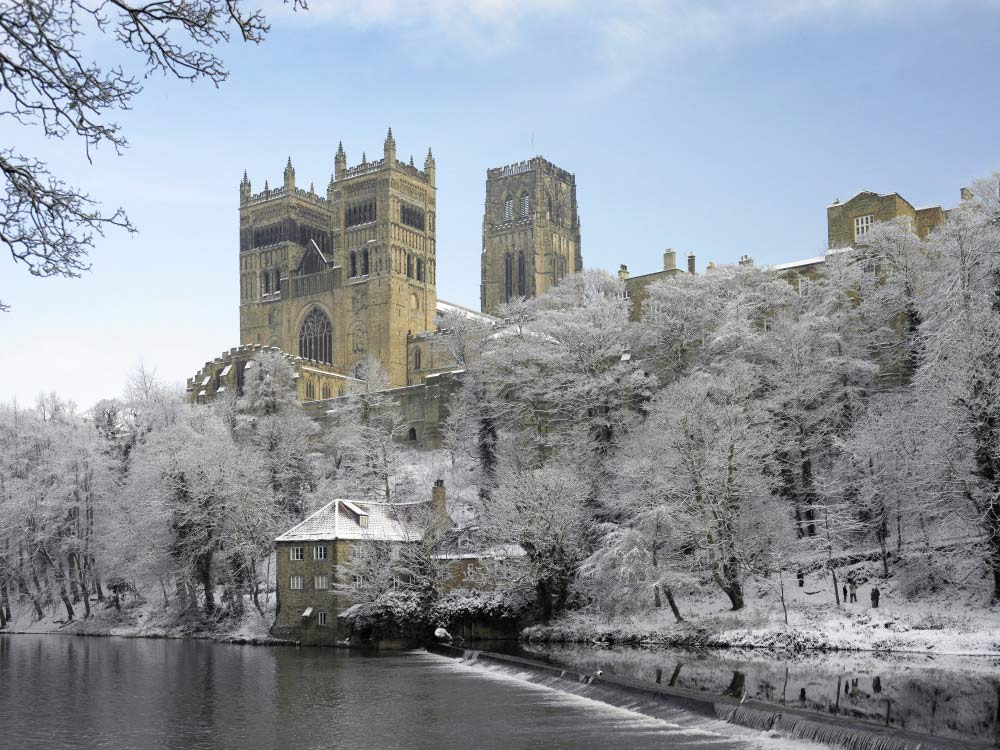 Two Fine Books About Durham Cathedral