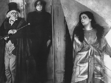 Weekend film recommendation the cabinet of dr caligari - Cesare the cabinet of dr caligari ...