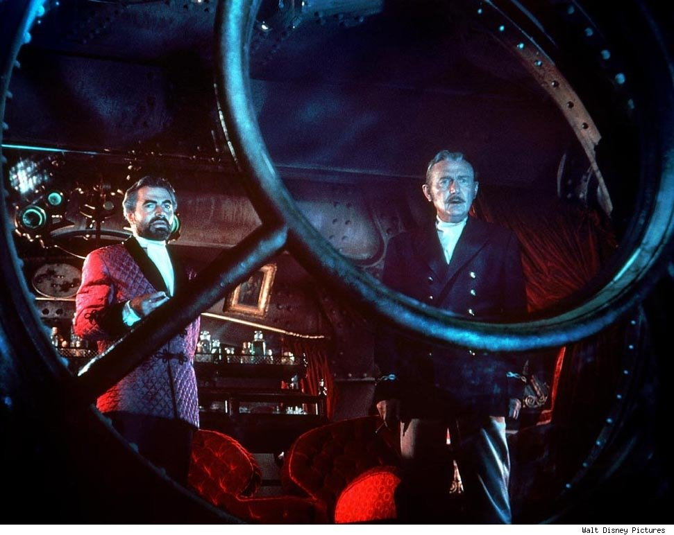 an analysis of the adventures under the sea in 20000 leagues under the sea by jules verne In the second part of jules verne's 'twenty thousand leagues under the sea', captain nemo continues the westward journey on the seas while.