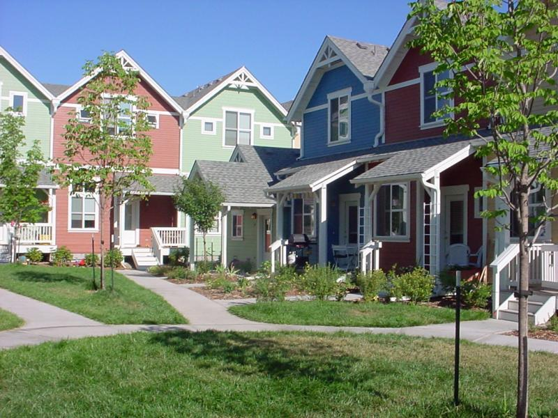 Single family homes a smart growth strategy for Family homes com