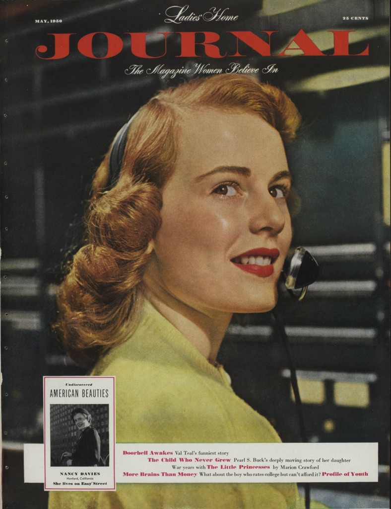 Cover, Ladies Home Journal, May 1, 1950