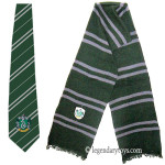 Slytherin scarf and tie