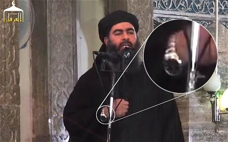 footage-al-baghdadis-friday-speech-which-he-appears-be-wearing-rolex-twitter