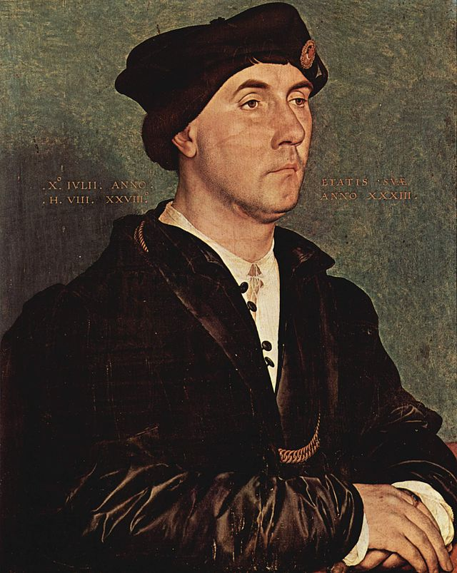 Sir Richard Southwell, Hans Holbein the Younger