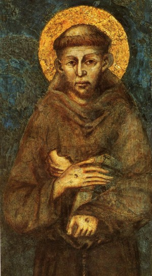 Francis of Assisi by Cimabue