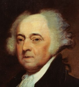 John Adams, Master of Inaction
