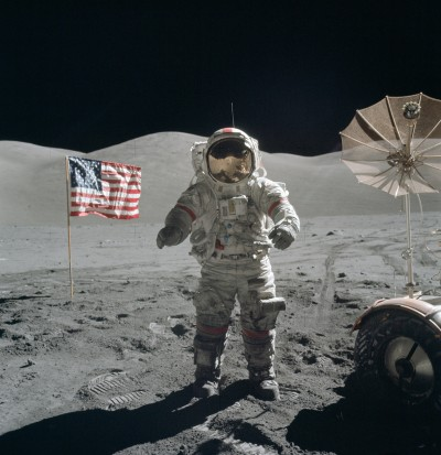 The last man on the Moon: Eugene Cernan