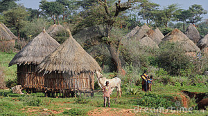 ethiopian-village-hut-23555546