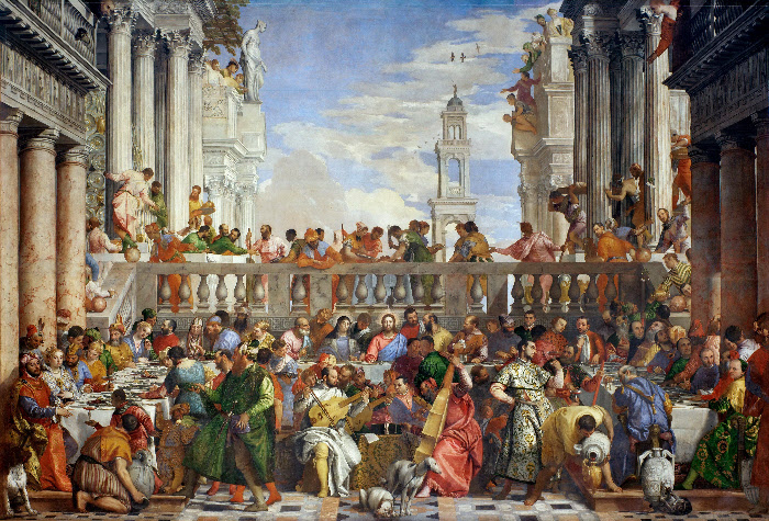 Paolo Veronese, The Wedding at Cana