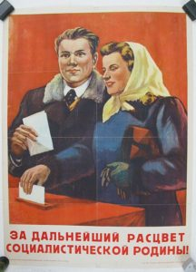 soviet-election-poster